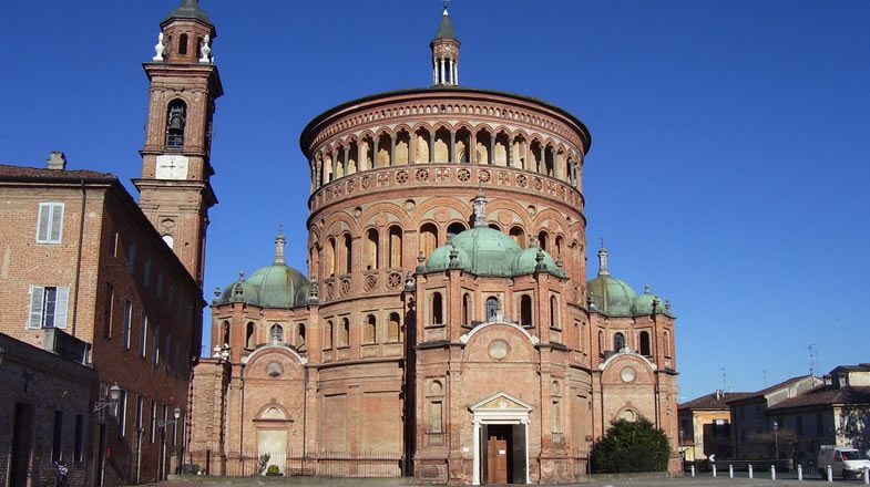 basilica di crema, paese nel quale è presente la nostra azienda di elettricista